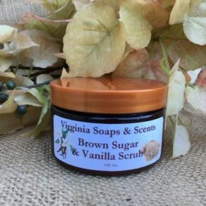 Brown Sugar & Vanilla Scrub