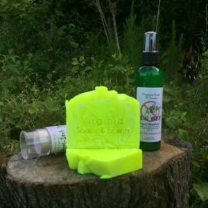 Citronella Bar Soap