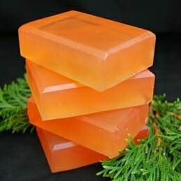Clear Skin Transparent Bar Soap