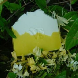 Jasmine & Honeysuckle Bar Soap