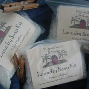 Laundry Soap Kit