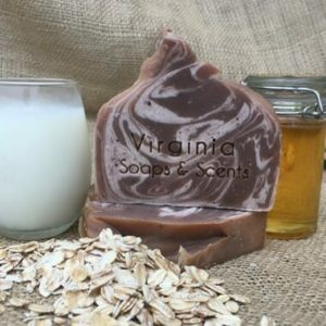 Oatmeal Milk and Honey Bar Soap