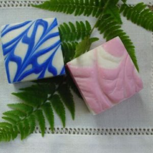 Shaving Soap Cubes