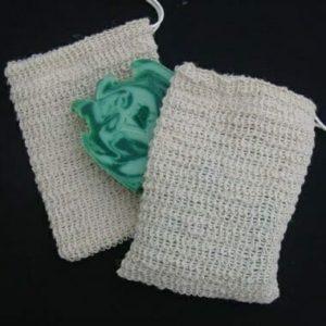 Sisal Soap Bags