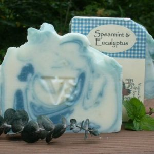 Spearmint & Eucalyptus Bar Soap