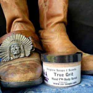 True Grit Hand and Body Scrub